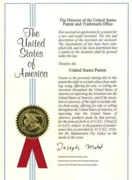 美国专利申请